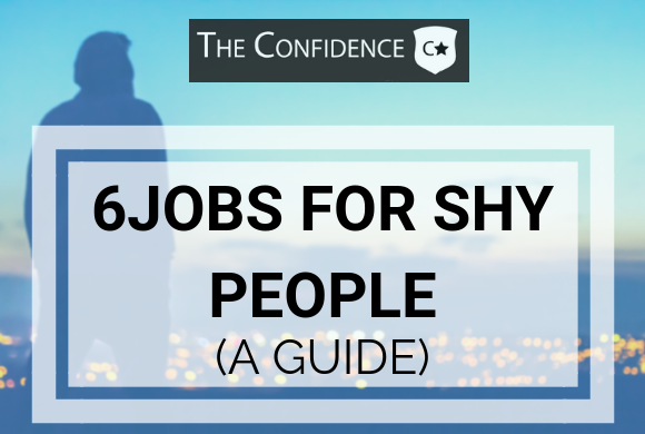 jobs for shy people