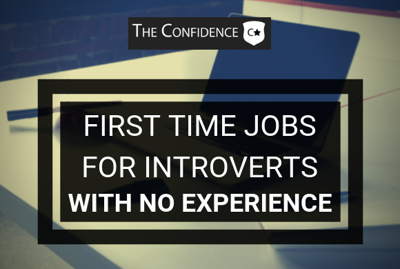 first time jobs for introverts