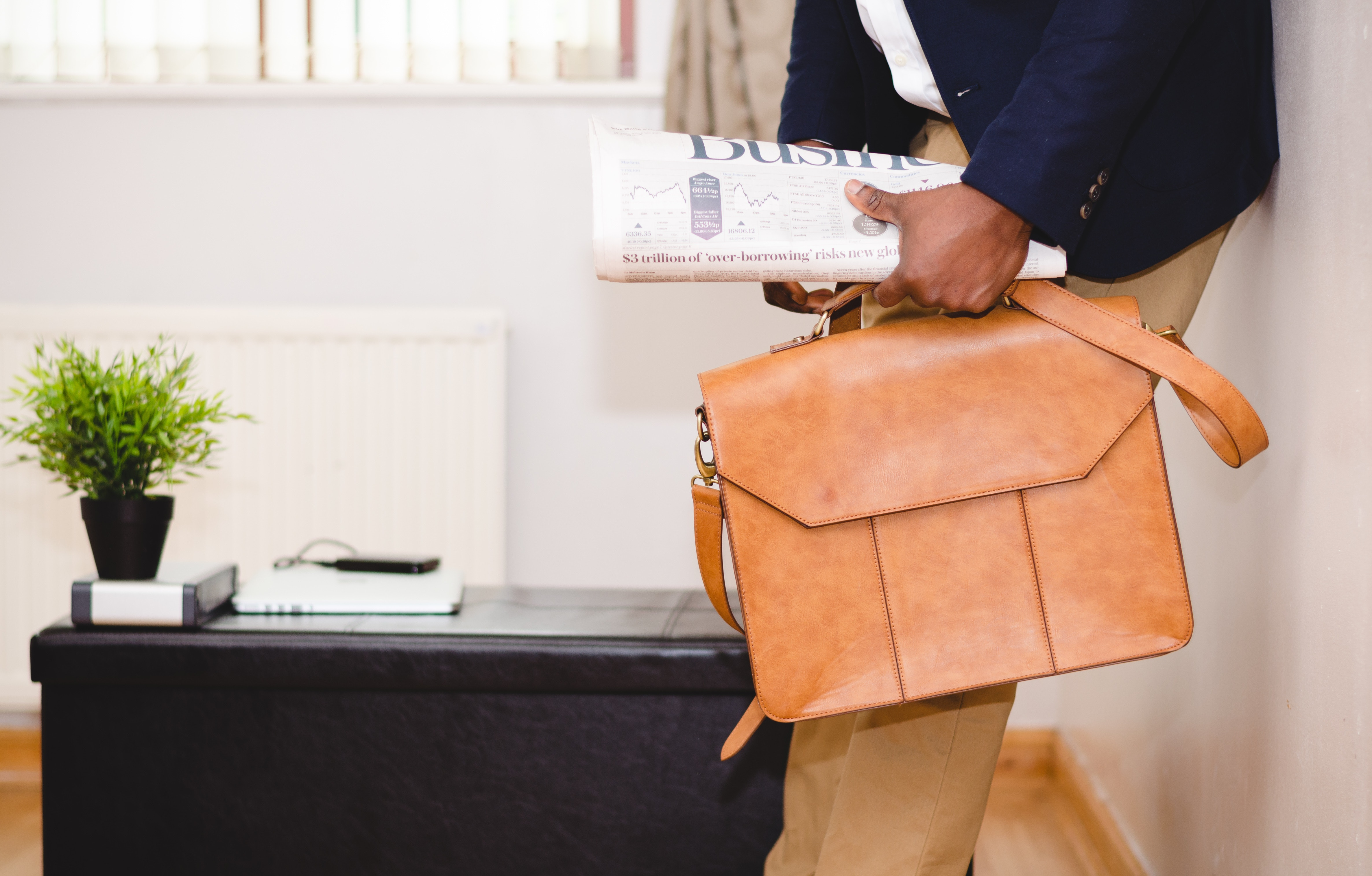 What to Bring On Your First Day of Work