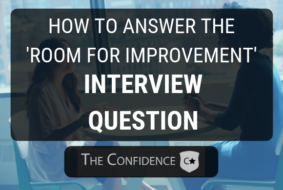 room for improvement interview question