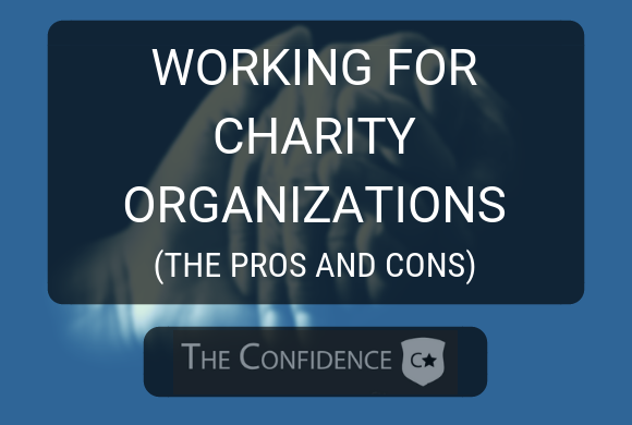 working for charity organizations