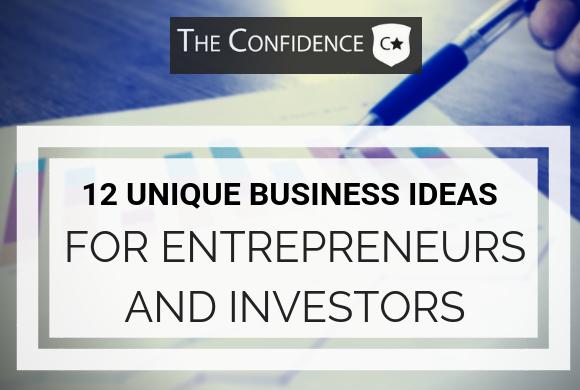 12 unique business ideas