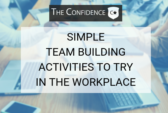 simple team building activities