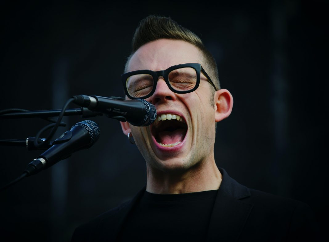 """Bernhoft is the solo project of multi-instrumentalist and composer Jarle Bernhoft. He has become known for his intricate and complex live performances. In 2014, Bernhoft was nominated to Grammy for """"Best R&B album"""" for his latest album """"Islander"""". Since the definitive breakthrough with """"Solidarity Breaks"""" in 2011, Bernhoft has performed at many TV shows around the world including the Nobel concert and Ellen DeGeneres Show."""