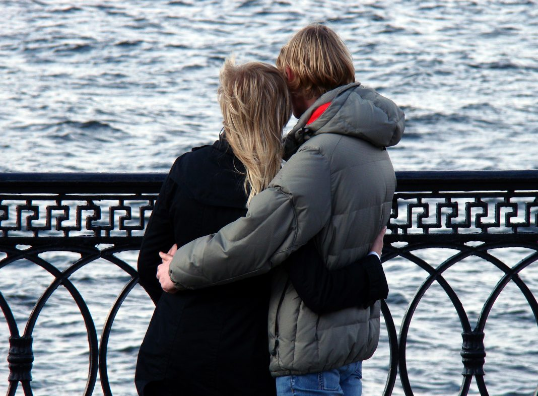couple, love, dating